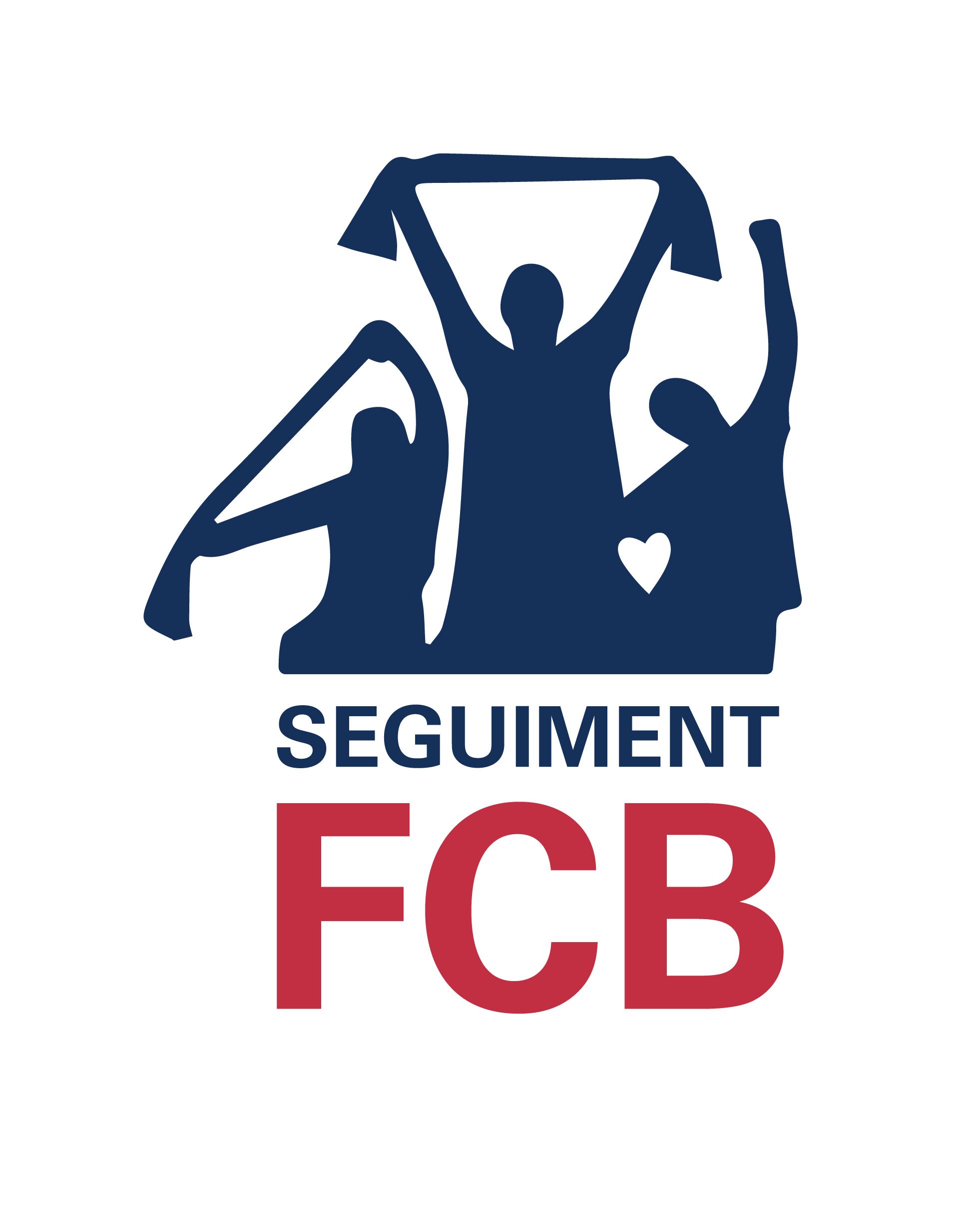 Logo de la asociación Seguiment FCB.